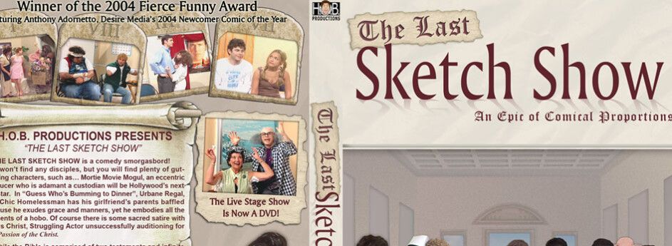 The Last Sketch Show
